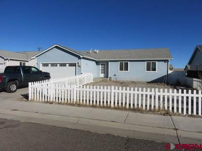 Single Family Home For Sale: 2804 Gold Place