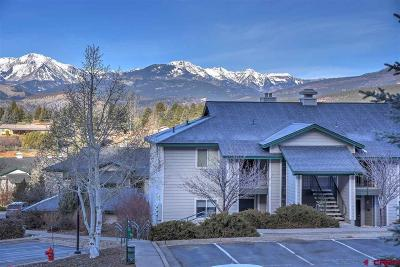 La Plata County Condo/Townhouse For Sale: 1100 Goeglein Gulch #141