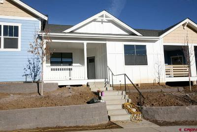 Durango Condo/Townhouse For Sale: 342 Confluence Avenue