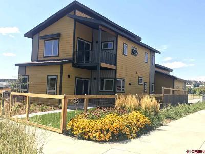 Durango Single Family Home For Sale: 142 Pioneer Avenue