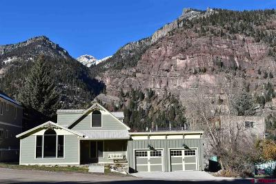 Ouray Single Family Home For Sale: 532 4th Street