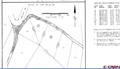 Gunnison Residential Lots & Land For Sale: 455 Sequoia Drive