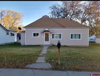 Delta County Single Family Home UC/Contingent/Call LB: 625 W Main Street