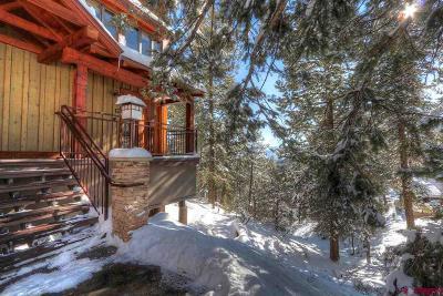 Durango Condo/Townhouse For Sale: 961 N Tamarron Drive #651