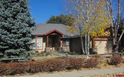 Durango Single Family Home UC/Contingent/Call LB: 255 St. Andrews Circle