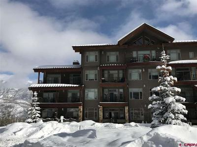 La Plata County Condo/Townhouse For Sale: 545 Skier Place #207