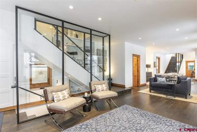 Telluride Single Family Home For Sale: 233 S Oak Street