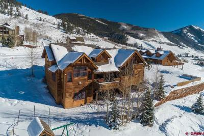 Crested Butte Single Family Home For Sale: 204 Zeligman Street