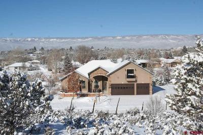 Cedaredge Single Family Home UC/Contingent/Call LB: 1490 SE Fairway Drive