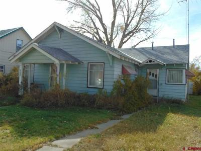 Del Norte Single Family Home UC/Contingent/Call LB: 1055 Grand Avenue