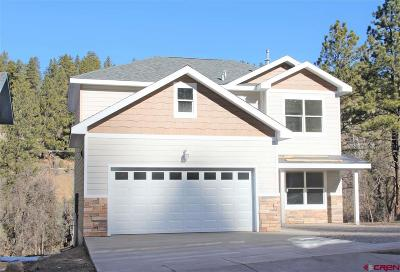 Durango Single Family Home For Sale: 103 Spring Creek Village Place