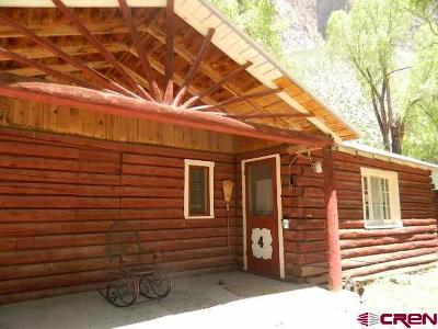 South Fork Single Family Home For Sale: 13046 Hwy 149 Cabin #4 #Cabin #4