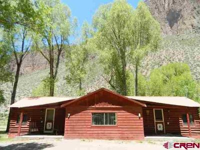 South Fork Single Family Home For Sale: 13046 Hwy 149 Cabin 7/8 #Cabin 7
