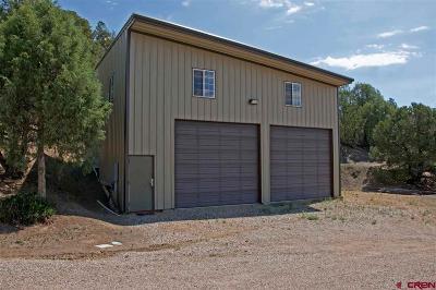 Durango Residential Lots & Land UC/Contingent/Call LB: 4871 Cr 237
