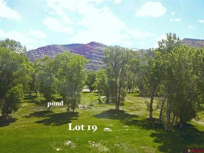 Durango Residential Lots & Land For Sale: 607 Hermosa Meadows Road