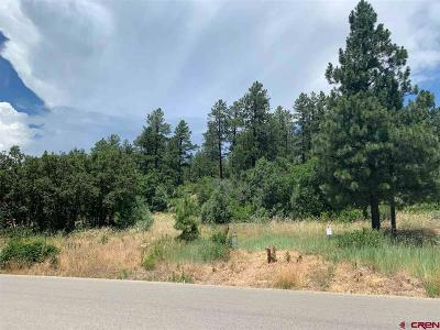 Durango Residential Lots & Land For Sale: 403 Red Canyon Trail