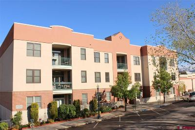 La Plata County Condo/Townhouse UC/Contingent/Call LB: 543 E 2nd Avenue #2E