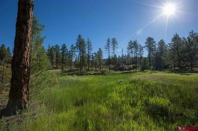 Durango CO Residential Lots & Land For Sale: $515,000