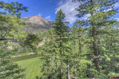 Durango CO Residential Lots & Land For Sale: $520,000