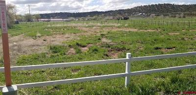 Mancos Residential Lots & Land For Sale: W 1st Street