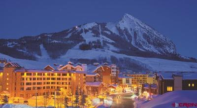 Mt. Crested Butte Condo/Townhouse For Sale: 6 Emmons Road #359