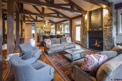 Telluride Condo/Townhouse For Sale: 398 S Davis Street #E-5