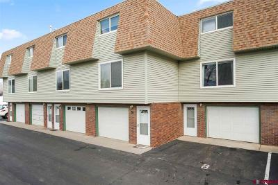 La Plata County Condo/Townhouse UC/Contingent/Call LB: 606 Florida Road #8