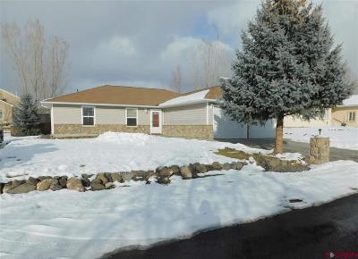 Cedaredge Single Family Home For Sale: 490 SE Birdie Circle