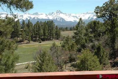 Ouray County Single Family Home For Sale: 318 Marmot Dr