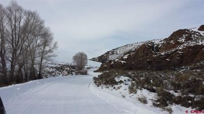 Gunnison County Residential Lots & Land For Sale: 40 Co Rd 38