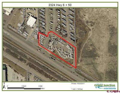 Commercial For Sale: 2324 Hwy 6&50 Highway