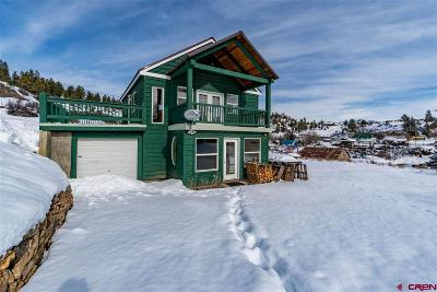 Pagosa Springs Single Family Home NEW: 275 N 6th Street