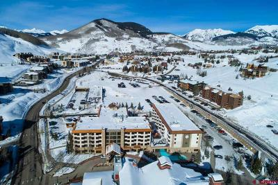 Mt. Crested Butte Condo/Townhouse For Sale: 6 Emmons Road #307