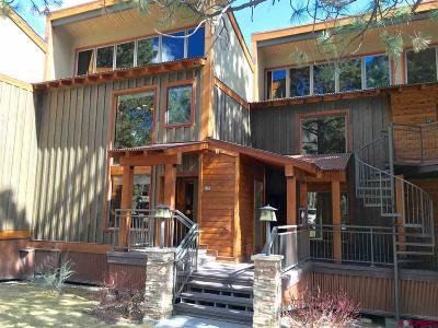 Durango CO Condo/Townhouse NEW: $295,000