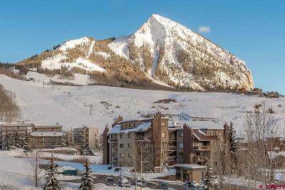 Mt. Crested Butte Condo/Townhouse For Sale: 400 Gothic Road #504