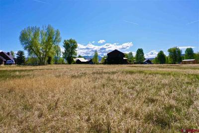 North Elk Meadows Residential Lots & Land For Sale: 255 Meadow Lark Trail