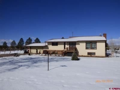 Single Family Home NEW: 28066 Road H.6