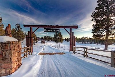 Pagosa Springs CO Farm NEW: $1,250,000