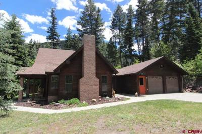 Single Family Home NEW: 271 Whispering Pines