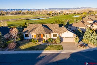Single Family Home NEW: 3725 Grand Mesa Drive