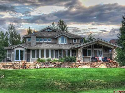 La Plata County Single Family Home For Sale: 656 Horse Thief Lane