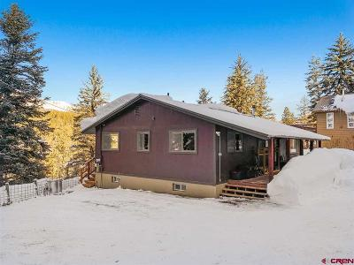 Durango Single Family Home UC/Contingent/Call LB: 435 High Trails Drive