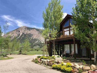 Crested Butte Condo/Townhouse UC/Contingent/Call LB: 84 Powderview Drive