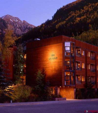 Telluride Condo/Townhouse For Sale: 310 S Fir Street #304