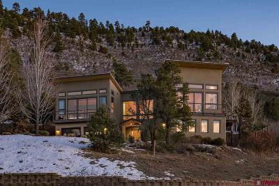 La Plata County Single Family Home UC/Contingent/Call LB: 12 Ophir Drive