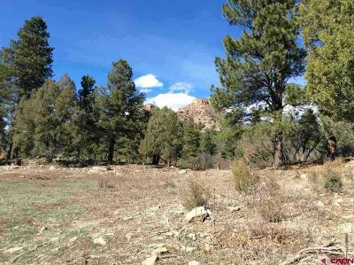 Durango Residential Lots & Land UC/Contingent/Call LB: 80 Wood Rose Lane