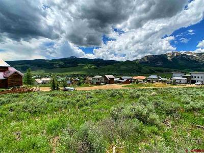 Crested Butte South Residential Lots & Land For Sale: 367 Zeligman Street