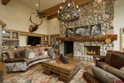 La Plata County Single Family Home For Sale: 229 Goulding Creek Drive