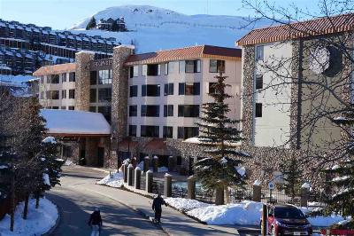 Mt. Crested Butte Condo/Townhouse For Sale: 6 Emmons Road #276