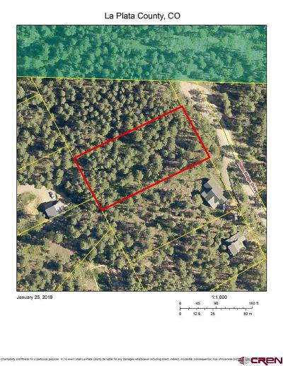Bayfield CO Residential Lots & Land For Sale: $22,900
